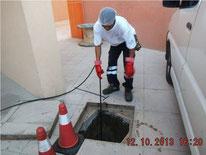 Debouchage canalisation particulier Hyères