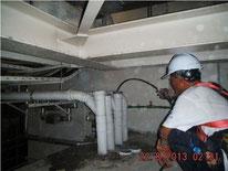 Debouchage canalisation Hyères copropriété