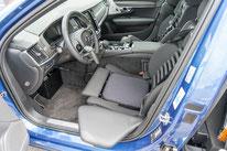 behindertengerechter Volvo V90 Plug-in Hybrid, Selbstfahrerumbau, MFD, Handgerät, Ladeboy S2 Maximum, Transferhilfe, Sodermanns
