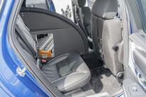 behindertengerechter Volvo V90 Plug-in Hybrid, MFD, Handgerät, Ladeboy S2 Maximum, Transferhilfe, Sodermanns
