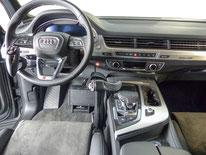 behindertengerechter Audi Q7 E-Tron, Selbstfahrerumbau, MFD, Handgerät, Ladeboy S2 Maximum, Sodermanns