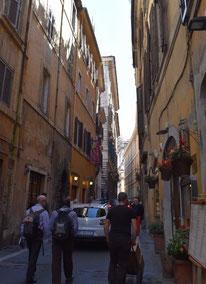 Des bretons à Rome...