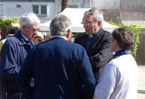 FRATERNITE ! Conversations et partages entre Mgr Dognin et les paroissiens