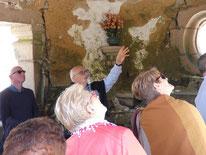 MOMENT culture, avec les visites et conférences de Jean-François et André-Yves