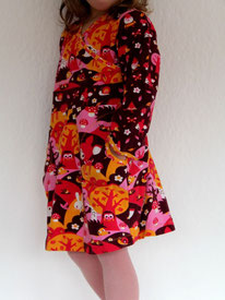 Kleid Lumpenprinzessin