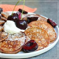 Choco-banaan pancakes