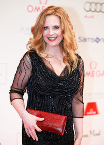 Schauspielerin Diana Amft