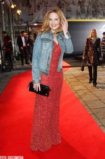Schauspielerin Diana Amft, Ausgezeichnet beim Jupiter-Award in Berlin 2012 als beste Schauspielerin