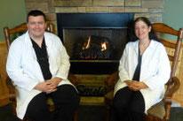 Dr. Wes Waldrep and Dr. Julie Waldrep