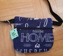 kleine Handtasche 25x30