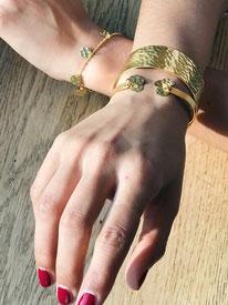 Nos Bracelets Joncs