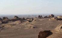 Reconnaissance dans le désert de Lut en Iran. Fab S