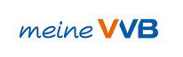 Logo 'Meine VVB' mit Link zum Spendenkonto