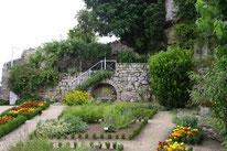 Bild: Park in La Garde-Adhémar