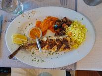 Bild: Carro, Côte Bleue, Restaurant Côte & Mer