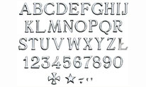 alphabet-acier-inoxydable-romaine-porte-columbarium