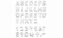 alphabet-acier-inoxydable-iberique-adhesif-porte-columbarium