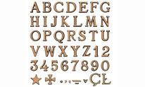 alphabet-chiffre-lettre-romain-satine-decoration-porte-columbarium