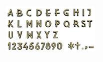 alphabet-chiffre-lettre-haut-relief-decoration-sepulture