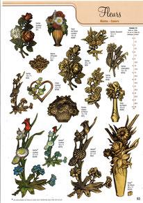 bronzer-plaque-funeraire-fleurs-mains-coeurs