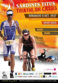 TRIATHLON DE CASSIS 2017