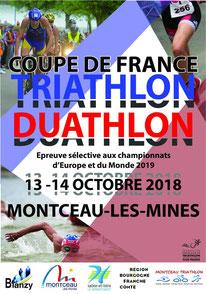 COUPE DE FRANCE DES CLUBS DE TRIATHLON JEUNES