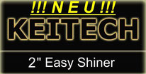 "Keitech 2"" Easy Shiner"