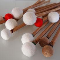 (timpani mallets) auf www.paukenschlaegel.com