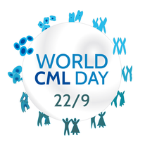 leukemia myeloid chronic jm lmc journee mondiale leucemie myeloide chronique world cml day 9/22 22/9 france