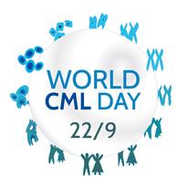 leukemia myeloid chronic jm lmc journee mondiale leucemie myeloide chronique world cml day 9/22 22/9 france