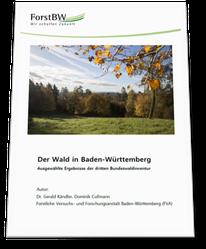 Ergebnisse der Bundeswaldinventur für Baden-Württemberg 2014