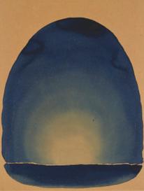 《平原に映る光 No.2》1917年