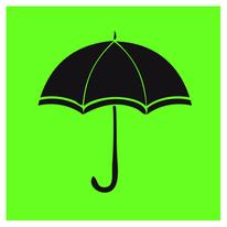 Schirme und Taschen