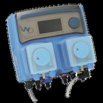 Chlor und pH Wer Mess und Regelanlage Emec Micropool