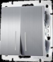 Механизмы Werkel цвета глянцевый никель