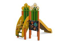 multifunzione Cespuglio Scivolo Ciuffo ponte corde, giochi per parco, giochi per parchi, attrezzature per parchi gioco, strutture ludiche Stileurbano Ciuffo Baobab certificati Norma EN1176 CATAS stileurbano oratorio FOM odielle abbiategrasso