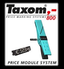 Preisauszeichnungssystem TAXOM 800 Printer und Preismodul