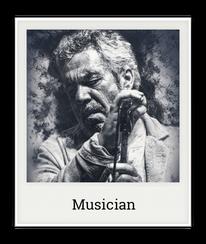 Musikerporträts, Bildbearbeitungen, Eventbilder