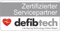 Wir sind autorisierter Defibtech-Vertriebspartner