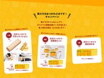 【大塚製薬】カロリーメイトオリジナルグッズ