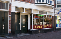 Coffeeshop Cannabiscafe Sweet Smoke Den Haag