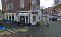 Coffeeshop Cannabiscafe Blue White Den Haag (Scheveningen)