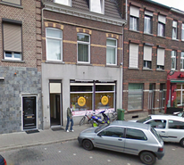 Coffeeshop Cannabiscafe Black Widow Maastricht