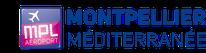 logo montpellier airport