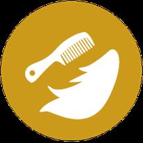 Klitten en knopen verwijderen