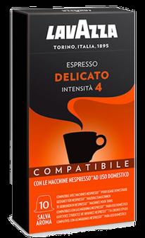 Lavazza Delicato compatibile Nespresso
