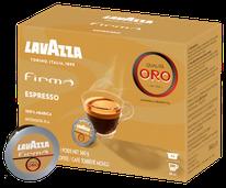 Capsule espresso qualità oro Lavazza Firma