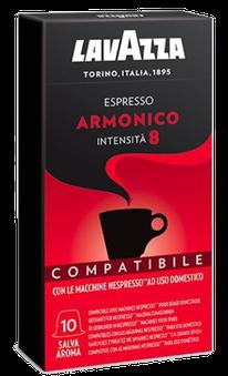 Lavazza Armonico compatibile Nespresso