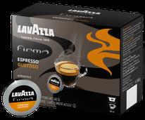 Capsule espresso Gustoso Lavazza Firma