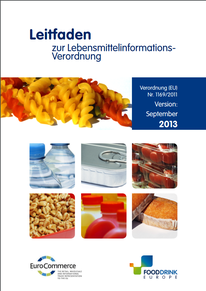 Lebensmittel Informationsverordnung